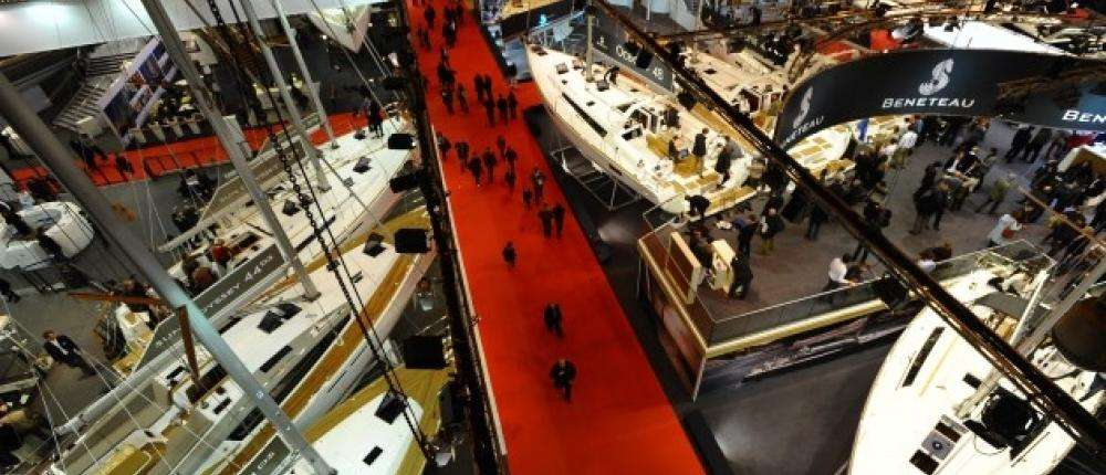 salon nautique international de Paris A